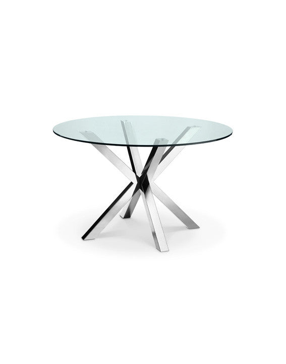 BELLA ROUND DINING TABLE - Euro Living Furniture