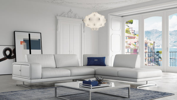 Cloud Italian Sectional - Euro Living Furniture