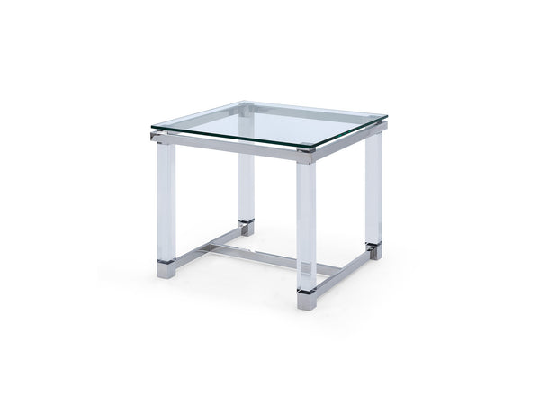 Bria Acrylic Side Table