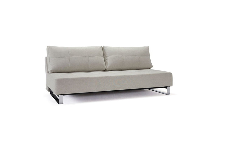 Supermax Deluxe Excess Lounger Sleeper Sofa - Euro Living Furniture