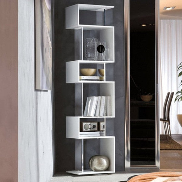 Osuna Revolving Bookcase - Euro Living Furniture