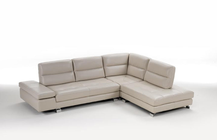 Gamma Sectional - Euro Living Furniture