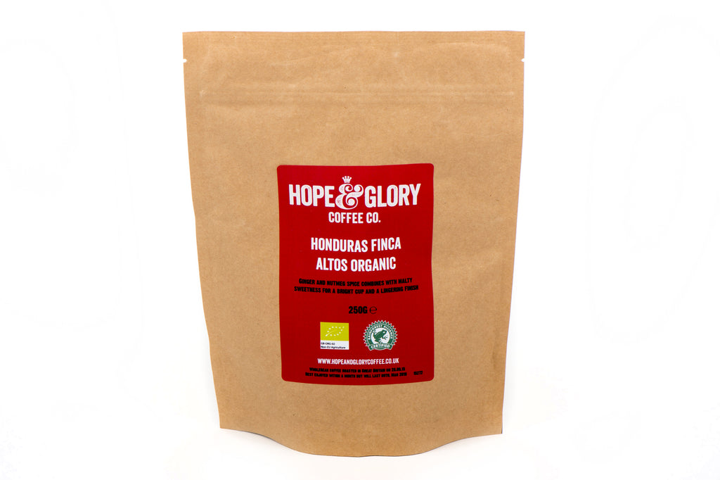 Honduras Finca Altos - organic coffee