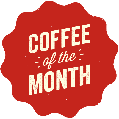 Coffee of the Month Subscription (Recurring)