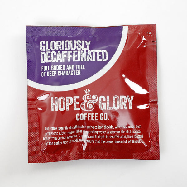 Gloriously Decaffeinated - 7g ESE Pods