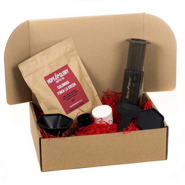 Aeropress Coffee Gift Pack
