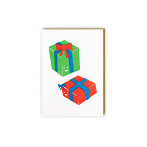 Christmas Card Pack - Happy Presents