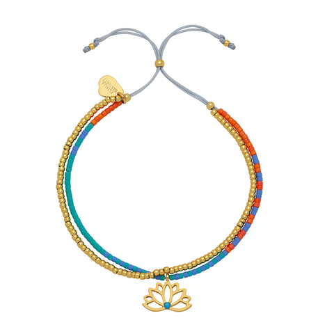 Estella Bartlett Lotus Bracelet