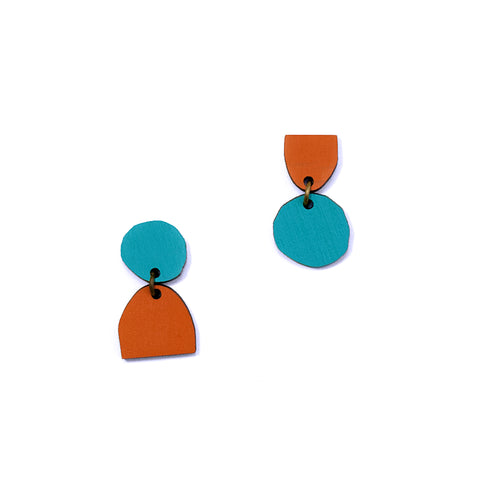 Materia Rica - Abstract Earrings
