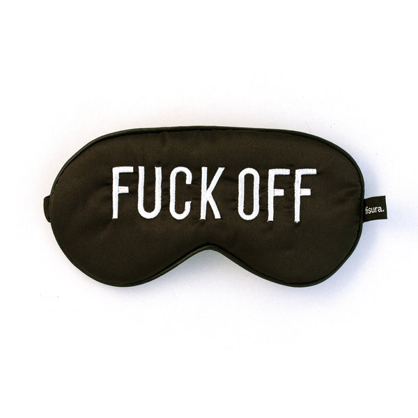 Eff Off Sleeping Mask - Black