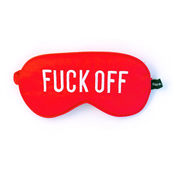 Eff Off Sleeping Mask - Red