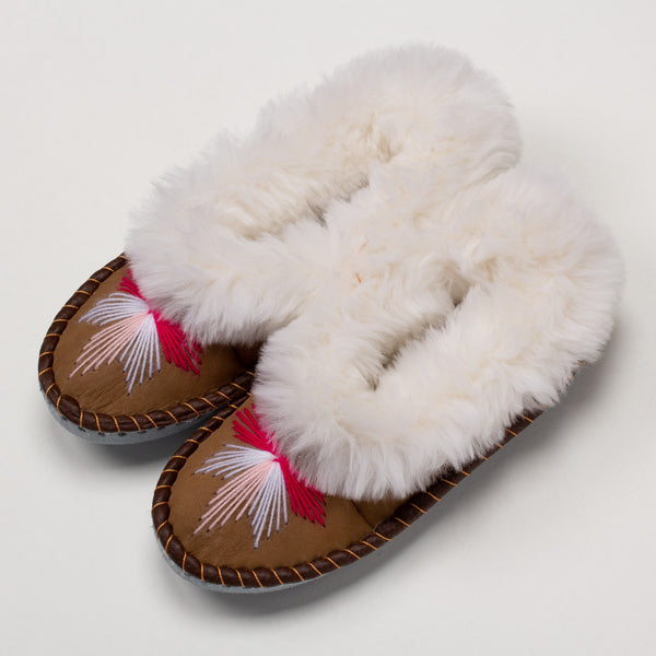 Sheepers Slippers - Sen Pink