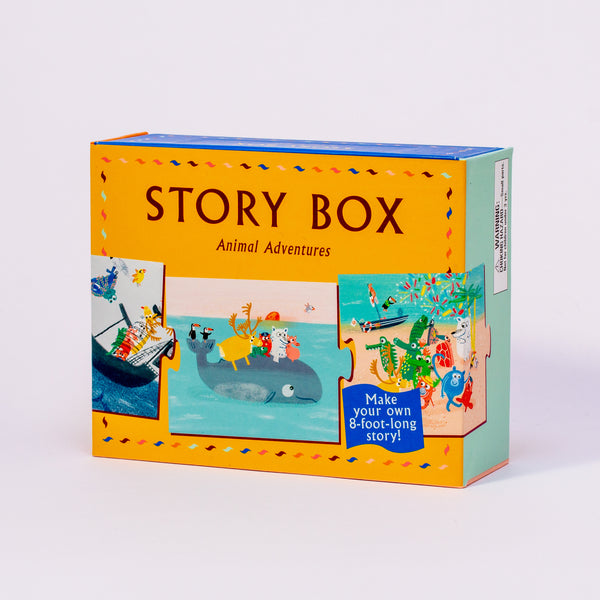 Story Box - Animal Adventures
