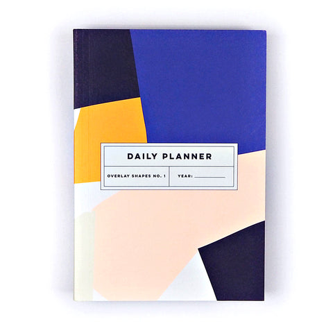 Daily Planner - Overlay Shapes - The Completist