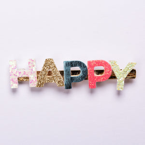 Meri Meri - Happy Hair Clip