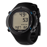 Suunto D6i Novo Black and USB