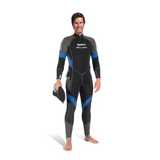 Mares Seal Skin 6mm Wetsuit Mens and Free Hood