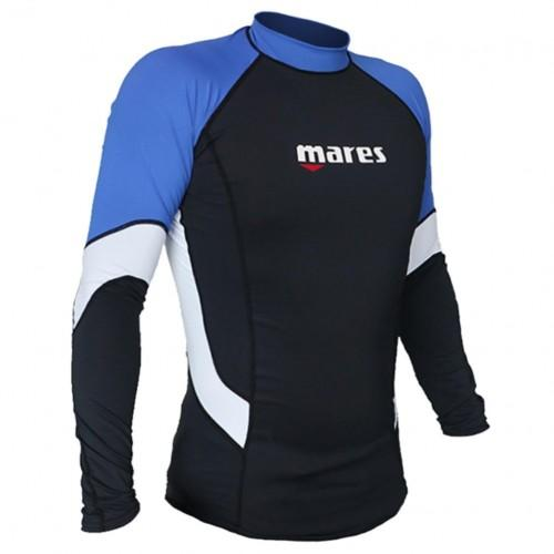 Mares Rash Guard Trilastic Long Sleeve Male Female