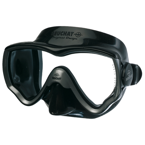 Beuchat: Wetsuit, Fins, Boots, Mask and Snorkel set