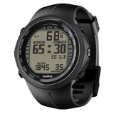 Suunto DX Black Elastomer and USB