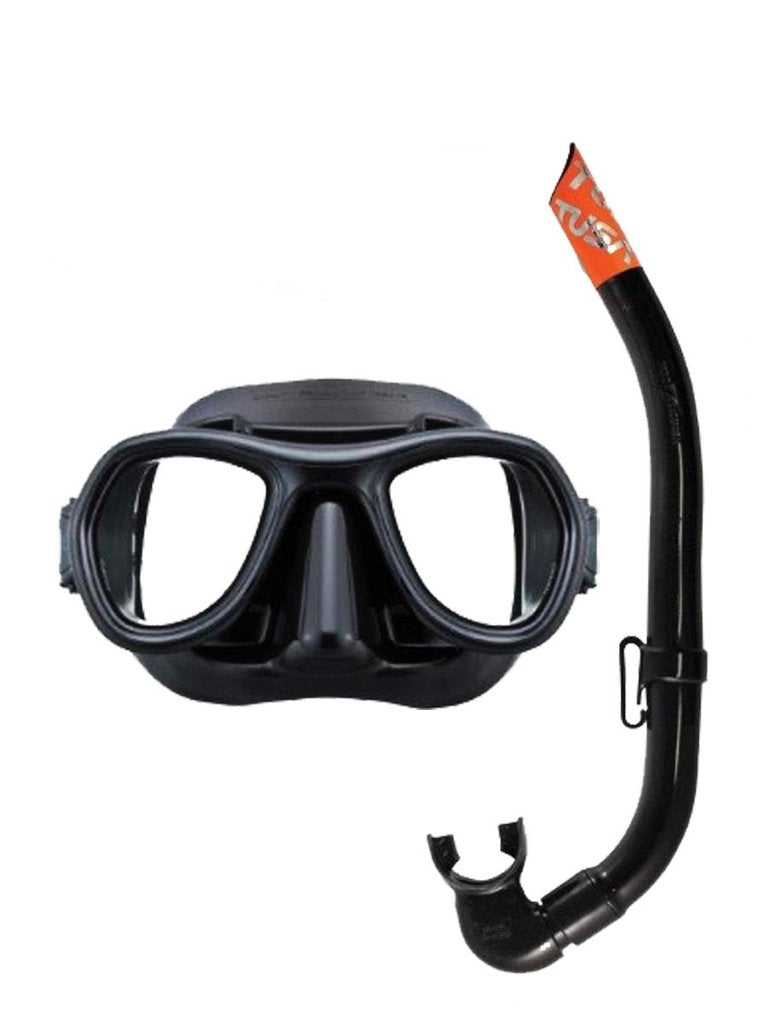 TUSA Panthes Mask Snorkel Combo