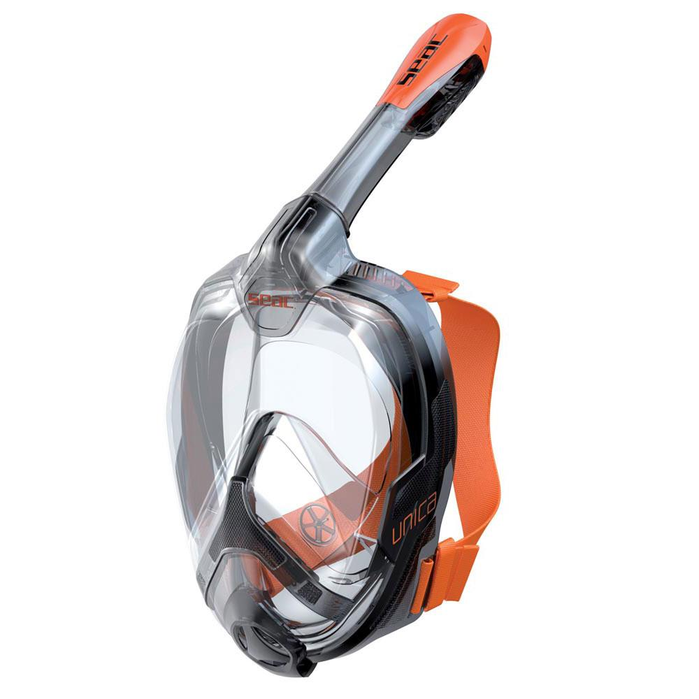 Seac Unica Full Face Snorkel Mask