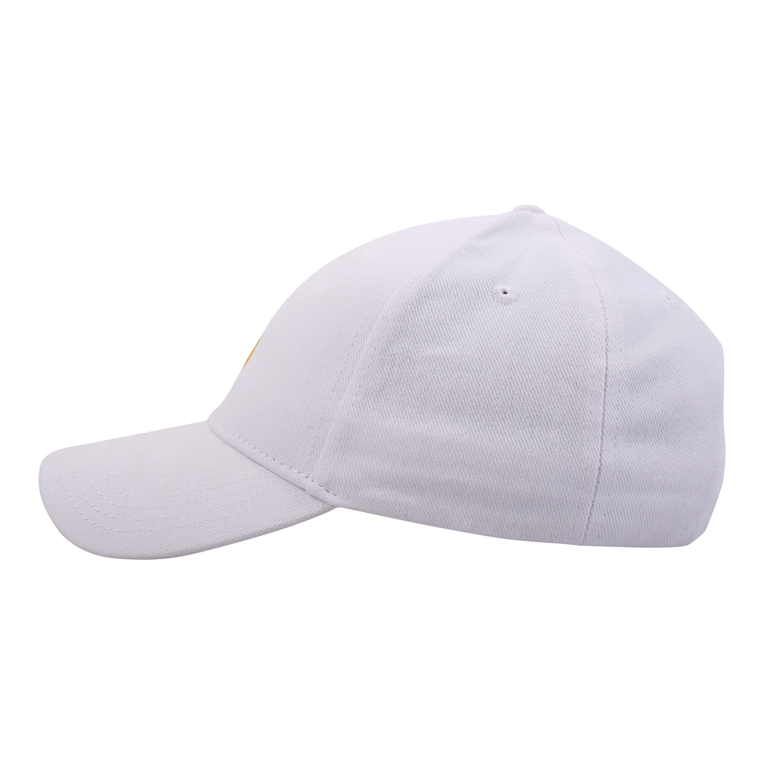 JackÜ White Dad Hat