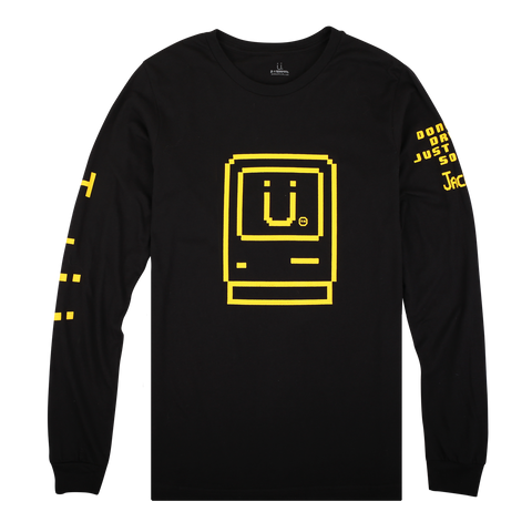 JackÜ 8Bit Long sleeve