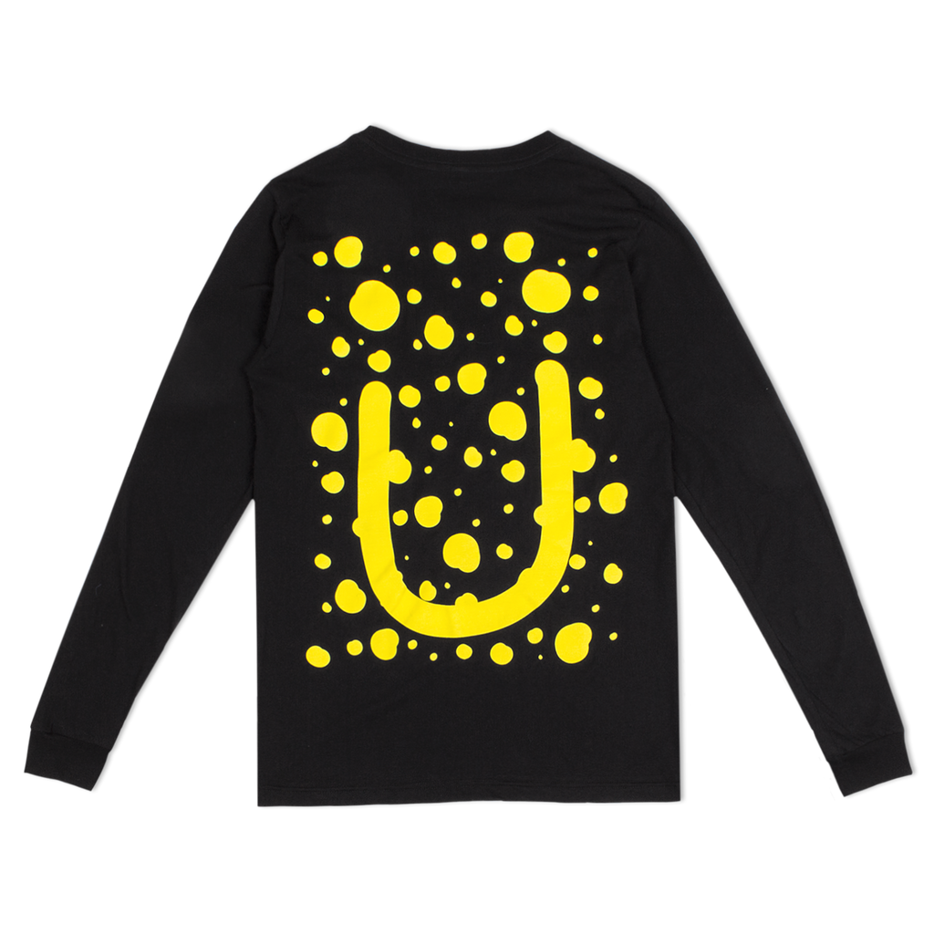 'Spotty JACK Ü' Long Sleeve