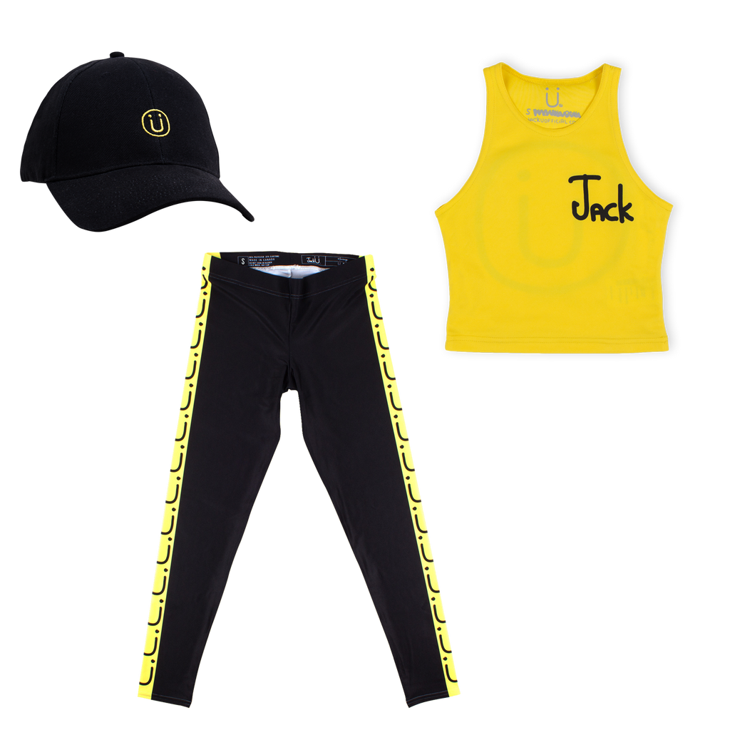 'Jack Ü' Leggings Bundle