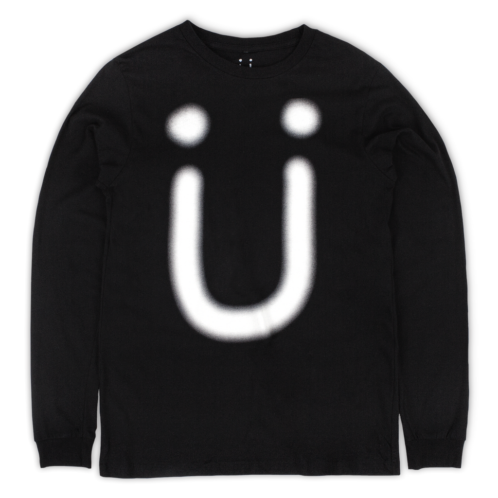 'Jack Ü Blur' Long Sleeve