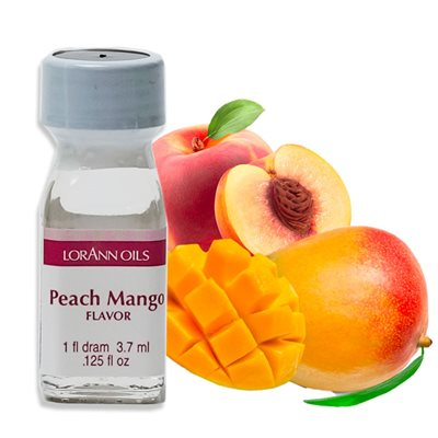 "Lorann Concentrated Flavoring ""Peach Mango"""
