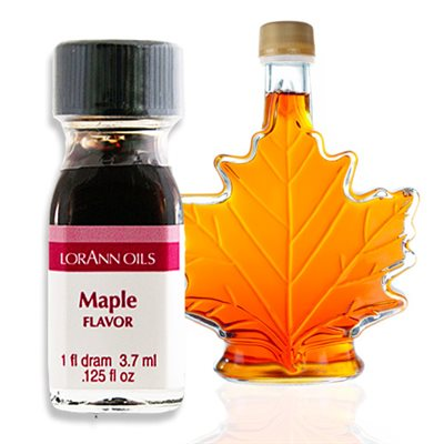 "Lorann Concentrated Flavoring ""Maple"""