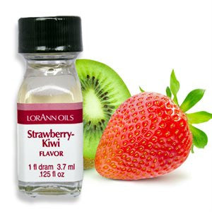 "Lorann Concentrated Flavoring ""Strawberry Kiwi"""