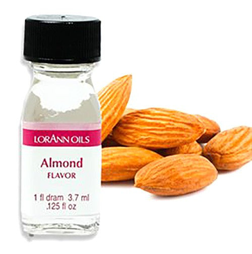 "Lorann Concentrated Flavoring ""Almond"""