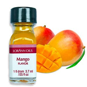 "Lorann Concentrated Flavoring ""Mango"""