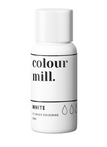 WHITE-Colour Mill Colouring