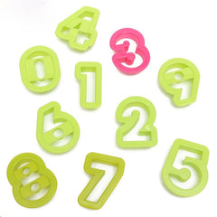 Numbers Cutters
