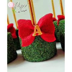 Sequins Bow Double