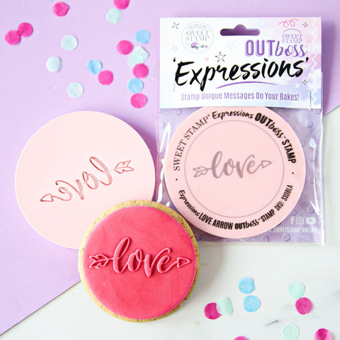 OUTBOSS Expressions - LOVE