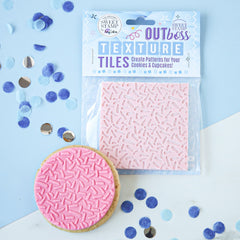 OUTBOSS Texture Tiles - SPRINKLES