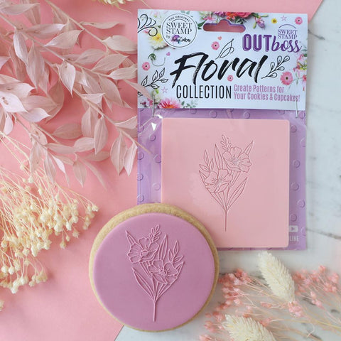 OUTBOSS Floral Collection - DANCING DAISIES