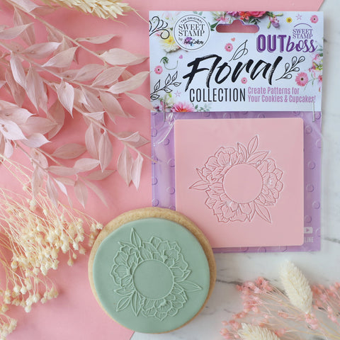 OUTBOSS Floral Collection - FLORAL CIRCLE