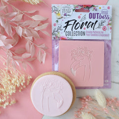 OUTBOSS Floral Collection - FLORAL FLAMINGO