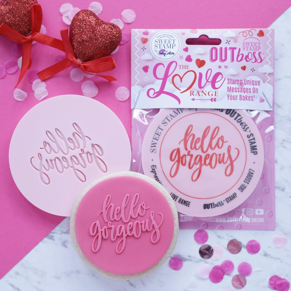 OUTBOSS The Love Range Collection- HELLO GORGEOUS