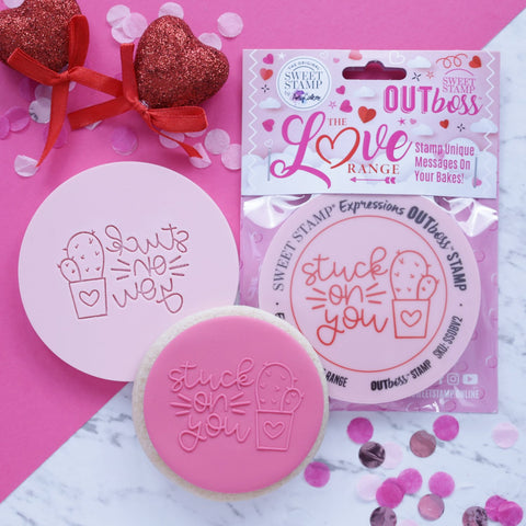 OUTBOSS The Love Range Collection- STUCK ON YOU