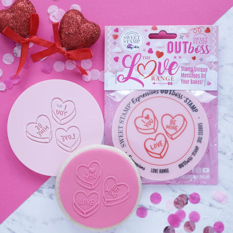 OUTBOSS The Love Range Collection- CUTE LOVE HEARTS