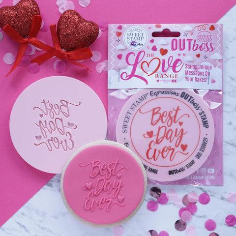 OUTBOSS The Love Range Collection- BEST DAY EVER