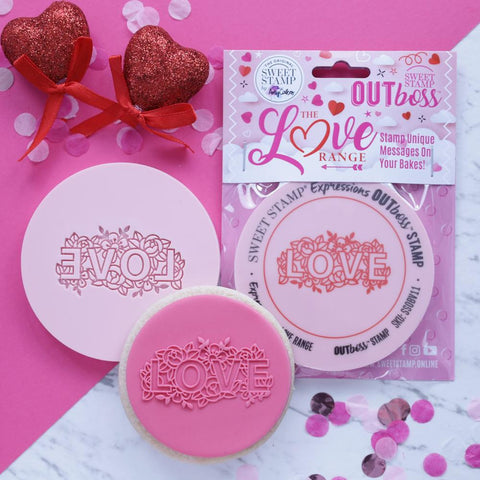 OUTBOSS The Love Range Collection- FLORAL LOVE