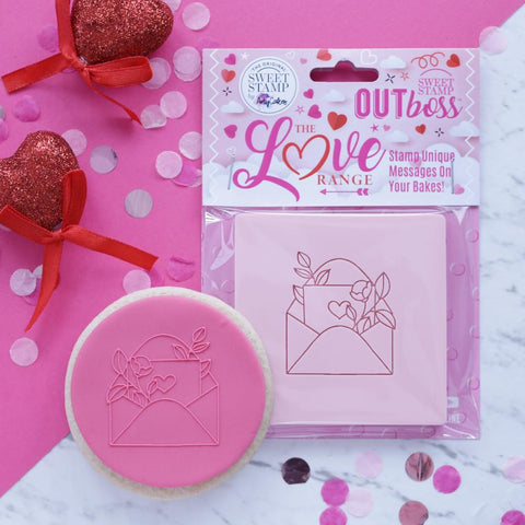 OUTBOSS The Love Range Collection- LOVE LETTER ENVELOPE